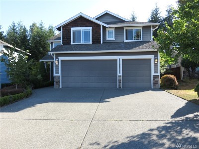 Orting Single Family Home For Sale: 20613 193rd Av Ct E