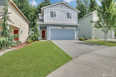 Puyallup Single Family Home For Sale: 18833 117th Av Ct E