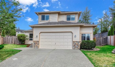 Lynnwood Single Family Home For Sale: 2127 148th Place SW