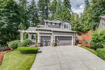 Bothell Single Family Home For Sale: 212 156th Place SE