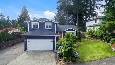 Federal Way Single Family Home For Sale: 28216 Military Rd S