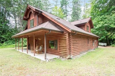 Belfair Single Family Home For Sale: 50 NE Pokes Rd