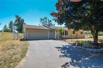 Olympia Single Family Home For Sale: 938 Deerbrush Dr SE