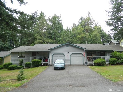 Bremerton Multi Family Home For Sale: 61 NW Lopez Lane