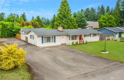 Puyallup Single Family Home For Sale: 5901 86th St E