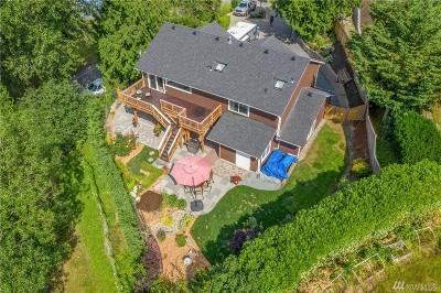 Lake Stevens Single Family Home For Sale: 1206 115th Dr SE