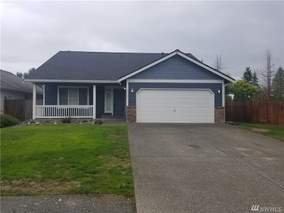 Spanaway Single Family Home For Sale: 5404 209th St E