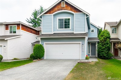 Puyallup Single Family Home For Sale: 18823 97th Av Ct E