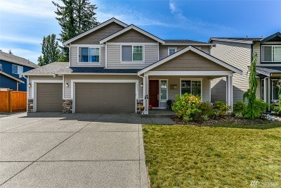 Marysville Single Family Home For Sale: 11616 47th Ave NE