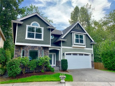 Renton Single Family Home For Sale: 805 S 34th Place
