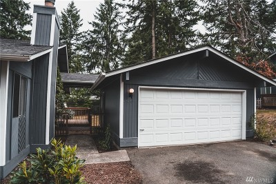 Olympia WA Multi Family Home For Sale: $389,000