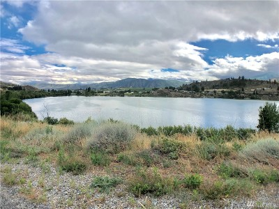 Douglas County, Chelan County Residential Lots & Land For Sale: Wapato Lake Rd