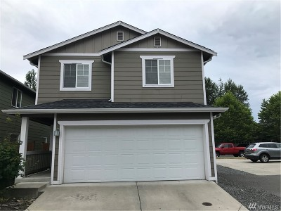 Marysville Single Family Home For Sale: 4840 148th St NE