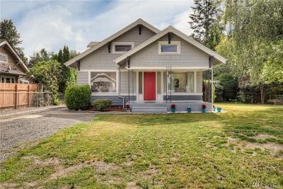 Tacoma Single Family Home For Sale: 8443 A St