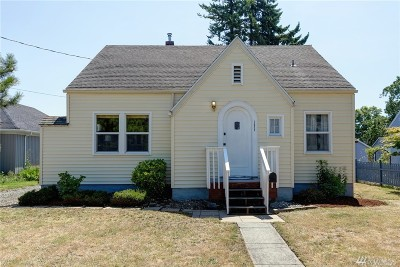 Lynden Single Family Home For Sale: 1033 Edson St