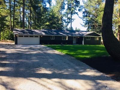 Tacoma Single Family Home For Sale: 3216 163rd St E