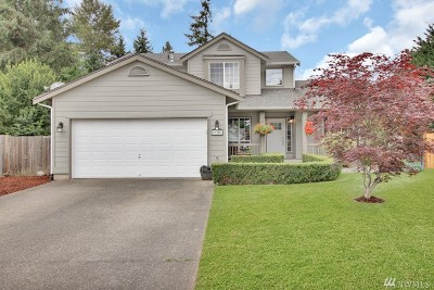 Bonney Lake Single Family Home For Sale: 12301 203rd St Ct E