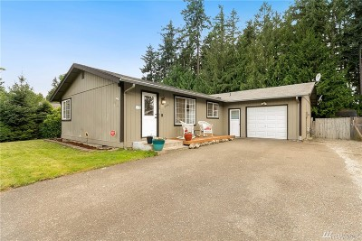 Puyallup Single Family Home For Sale: 2716 Briarwood Ct N