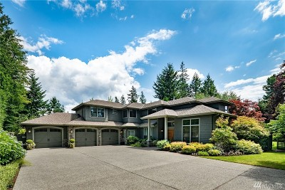Edmonds Single Family Home For Sale: 20507 Maplewood Dr