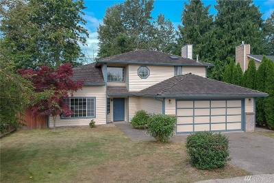 Federal Way Single Family Home For Sale: 34731 14th Place SW