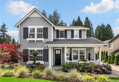 Kirkland Single Family Home For Sale: 7503 127th Place NE