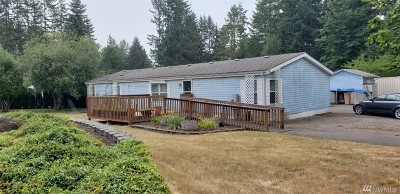 Rainier Single Family Home For Sale: 401 Reflection Lane SE