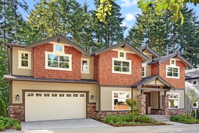Bellevue WA Single Family Home For Sale: $2,285,000