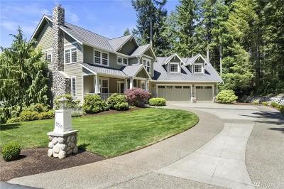 Pierce County Single Family Home For Sale: 8310 24th Av Ct NW