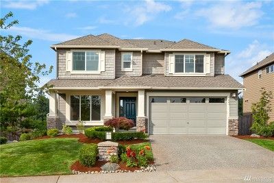 Sammamish Single Family Home For Sale: 1664 211th Ave SE