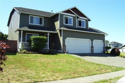 Arlington Single Family Home For Sale: 4616 191st. Place NE