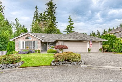 Snohomish Single Family Home For Sale: 6029 155th St SE
