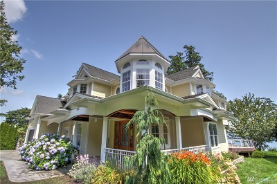 Point Roberts Single Family Home For Sale: 2275 Berry Lane