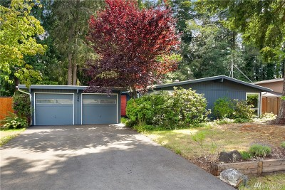 Lynnwood Single Family Home For Sale: 26 150th Place SE