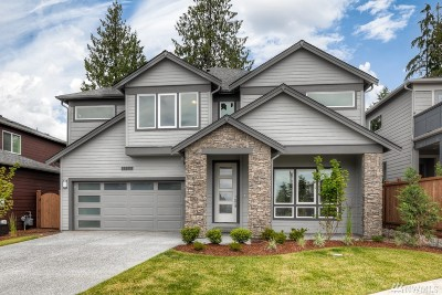 Snohomish Single Family Home For Sale: 4408 141st Place SE #MC 10