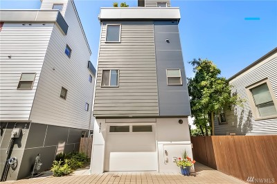 Seattle Single Family Home For Sale: 6543 24th Ave NW