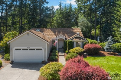 Gig Harbor Single Family Home For Sale: 3808 64th Av Ct NW
