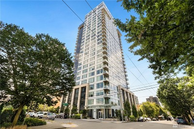 Seattle Condo/Townhouse For Sale: 1321 Seneca St #2102