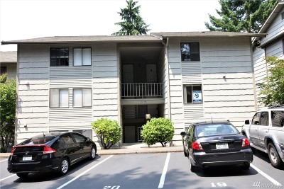 Bellevue Condo/Townhouse For Sale: 12119 Bel Red Rd #B103