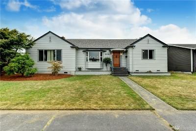 Everett Single Family Home For Sale: 2118 Pine St