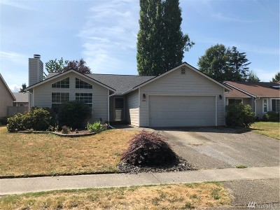 Lacey Single Family Home For Sale: 5705 Emerald St SE