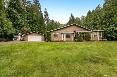 Port Orchard Single Family Home For Sale: 12781 Eastbrook Dr SW