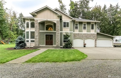 Bonney Lake Single Family Home For Sale: 12519 224th Ave E
