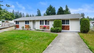 Bonney Lake Single Family Home For Sale: 12411 E 213th Ave