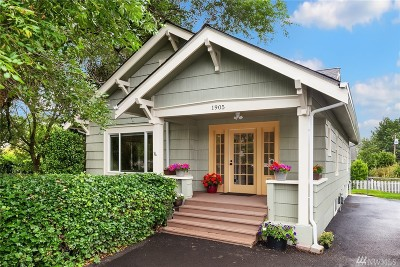 Single Family Home For Sale: 1905 Talbot Rd S