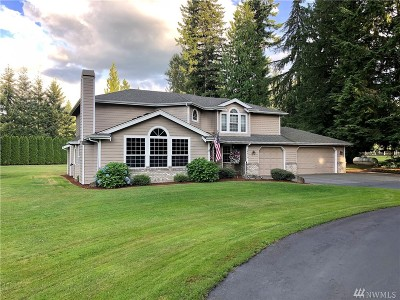 Enumclaw Single Family Home For Sale: 36810 249th Ave SE