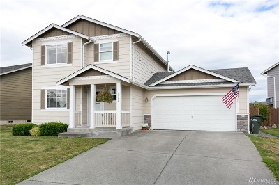 Single Family Home For Sale: 7366 Halibut Dr