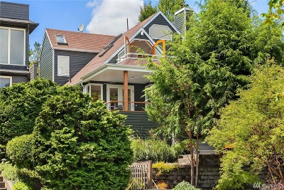 Seattle Single Family Home For Sale: 1629 39th Ave E