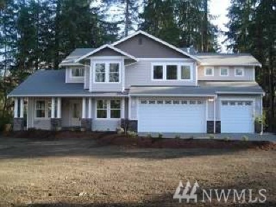 Monroe Single Family Home For Sale: 13407 247th Ave SE