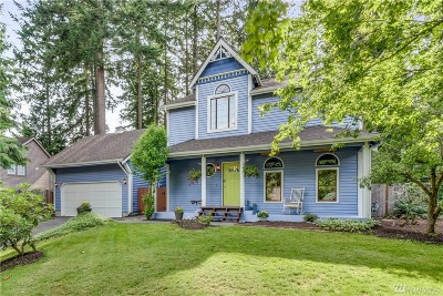 Brier Single Family Home For Sale: 2040 214th St SE