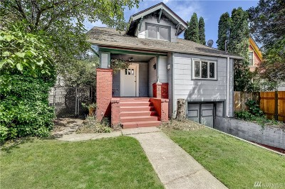 Seattle Single Family Home For Sale: 122 24th Ave